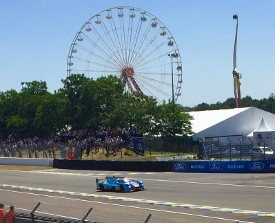 24 hours of Le Mans & Normandy