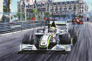 Jensen Button - World Champion