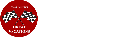 Steve Austin Great Vacations Logo